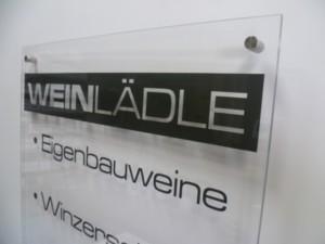 werbetechnik geo Wächter Folientechnik Gerolzhofen Acrylglas Designs