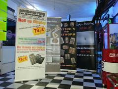 Werbetechnik Geo Wächter  Roll Up