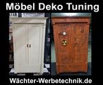 Werbetechnik Geo Gerolzhofen Aufkleber Wächter Deko Möbel Tuning