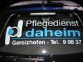 werbetechnik gerolzhofen wächter