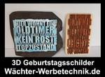 Wächter Geo Werbetechnik  Gerolzhofen Schilder Geschenk Ideen Gerolzhofen